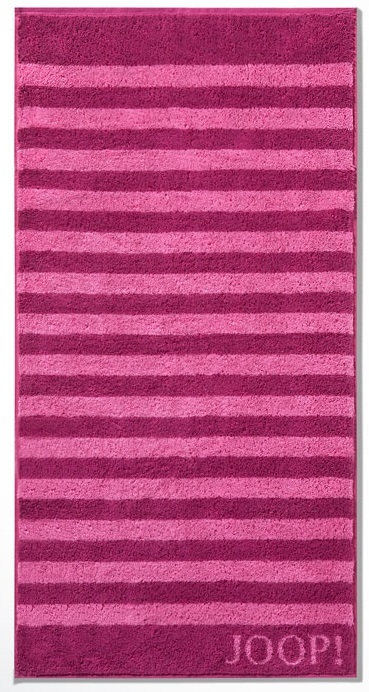 Prosop baie Joop! Classic Stripes 50x100 cm cassis poza