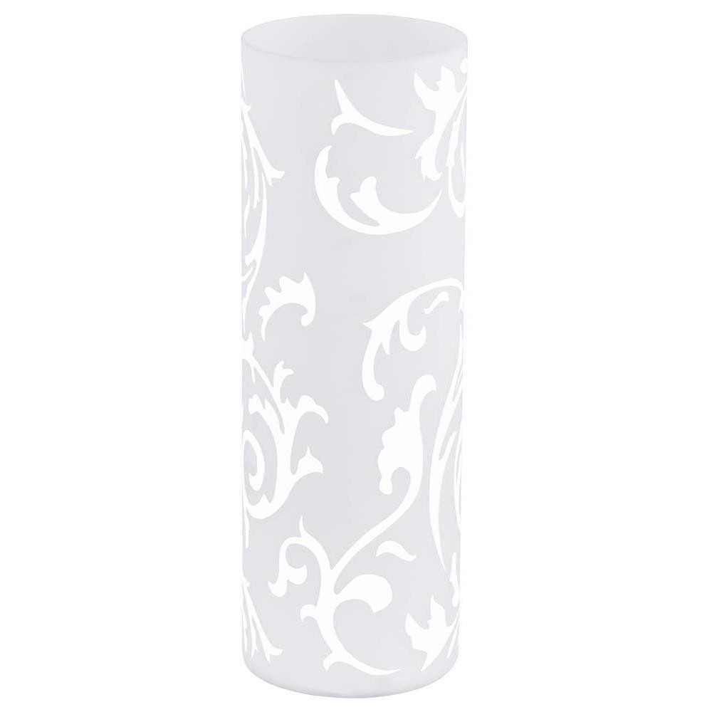 Veioza Eglo Basic Geo 1x60W h35cm alb decor