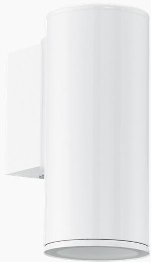 Aplica Eglo Modern Riga LED 1x 3W h15cm Alb poza