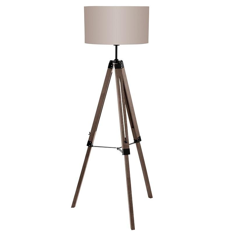 Lampadar Eglo Trend Lantada Vintage 1x60W h=106-150cm