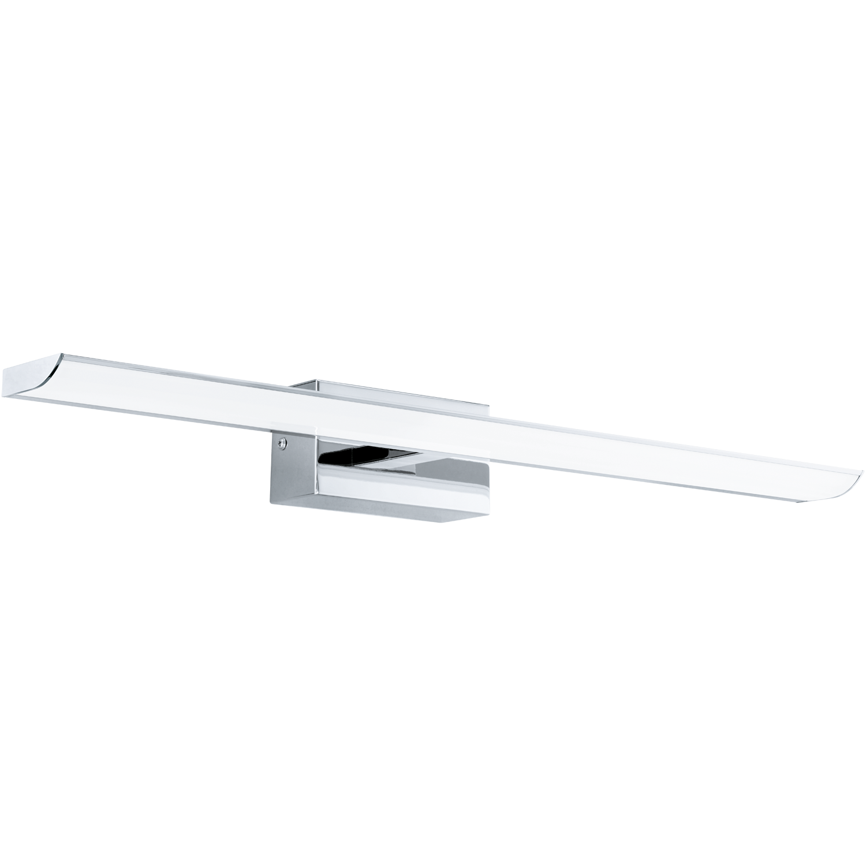 Iluminare oglinda LED Eglo Style Tabiano 3x3.2W L60.5cm crom-alb poza