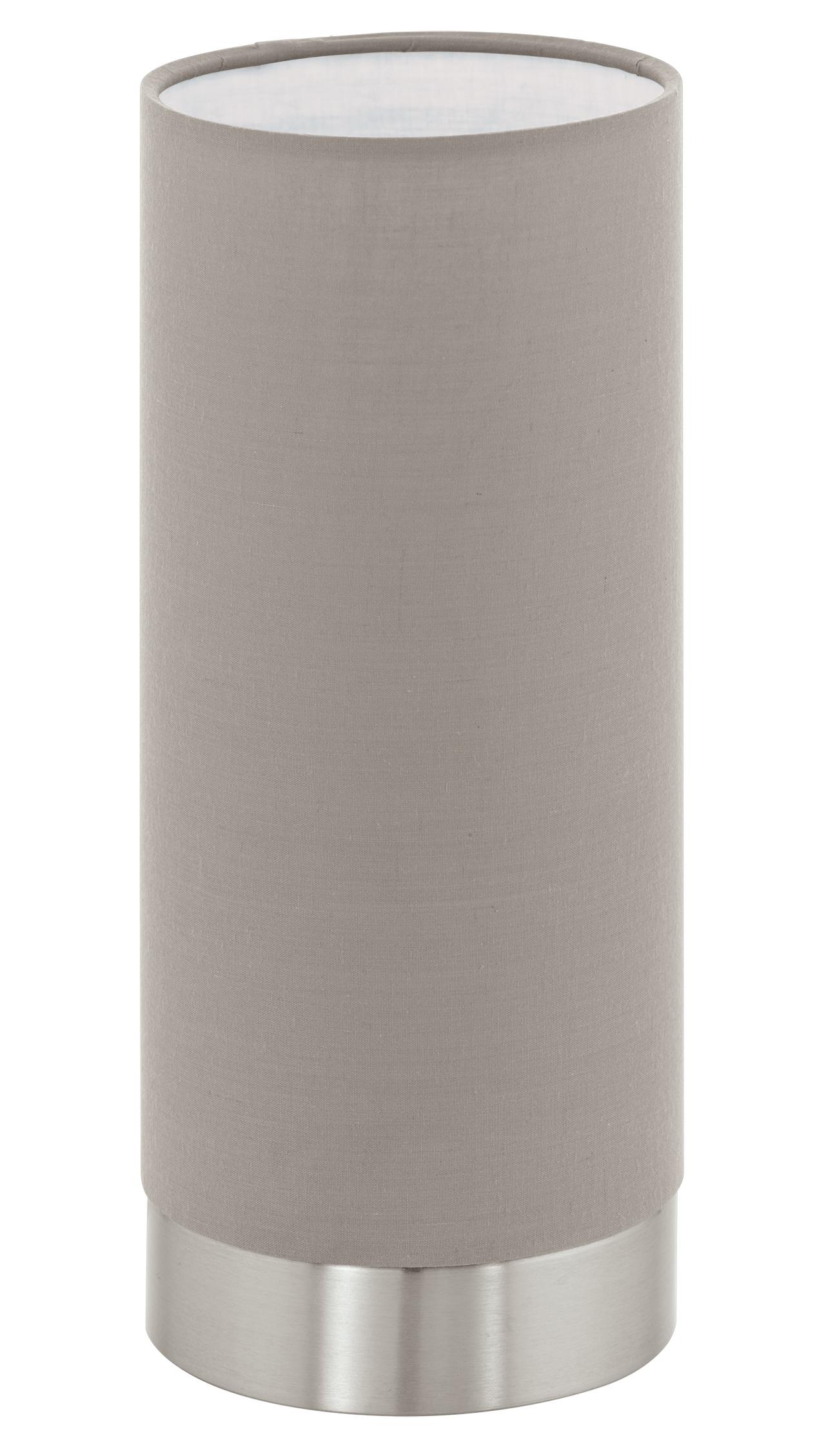 Veioza Eglo Pasteri 1x40W E27 nichel mat-taupe imagine