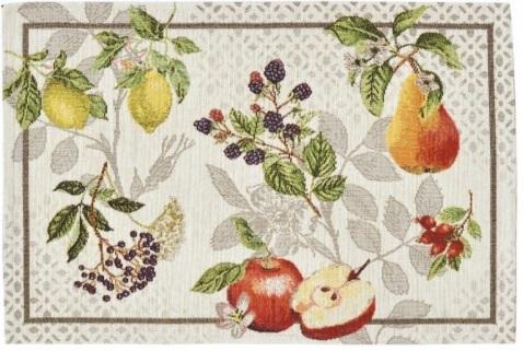 Suport farfurii Sander Gobelins Fruit Garden 32x48cm 40 Original poza