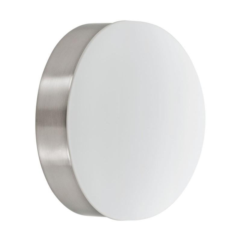 Aplica Eglo Style Cupella 6W LED d13cm nichel mat-alb poza
