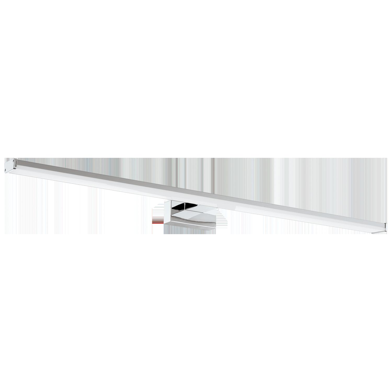 Iluminare oglinda LED Eglo Style Pandella 1 14W 78cm crom-alb imagine sensodays.ro