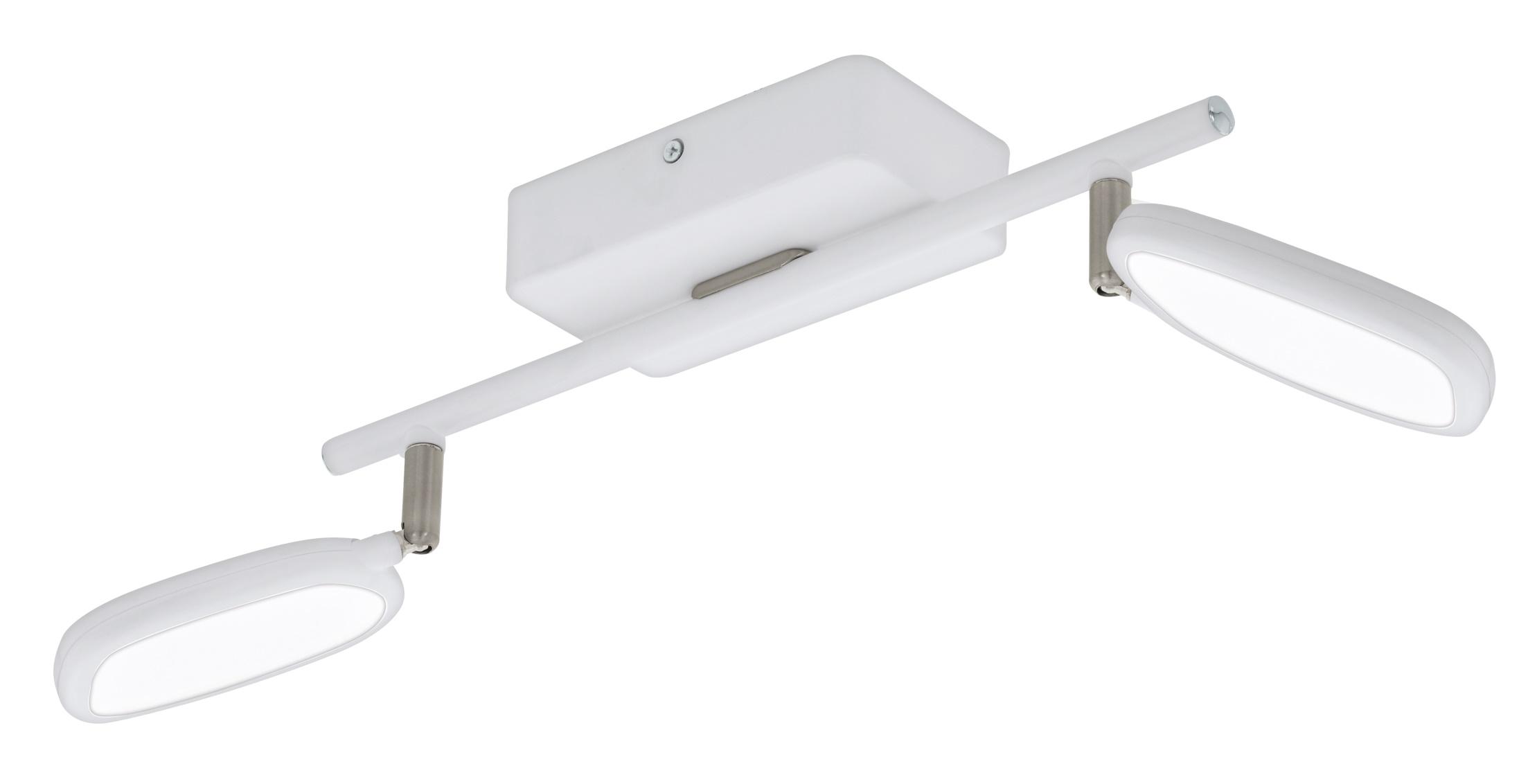 Aplica Eglo Connect Palombare-C 2x5W LED-RGB 1200lm Alb poza