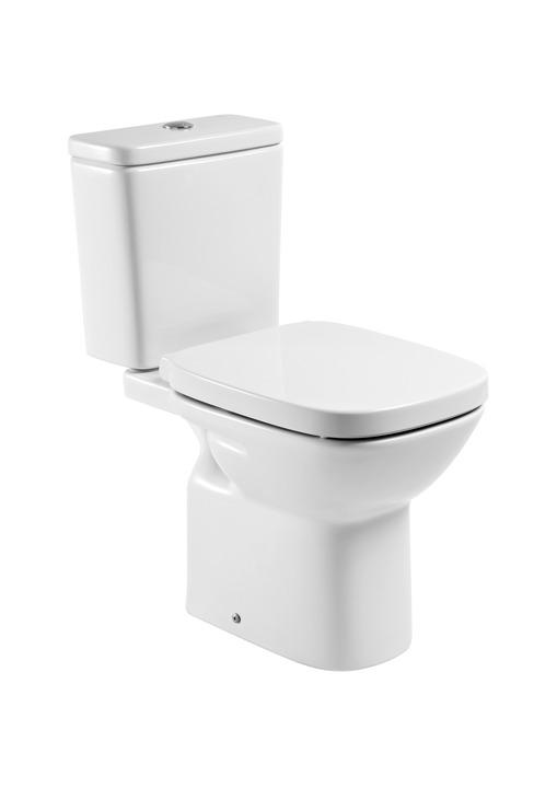 Vas WC Roca Debba cu evacuare verticala imagine sensodays.ro