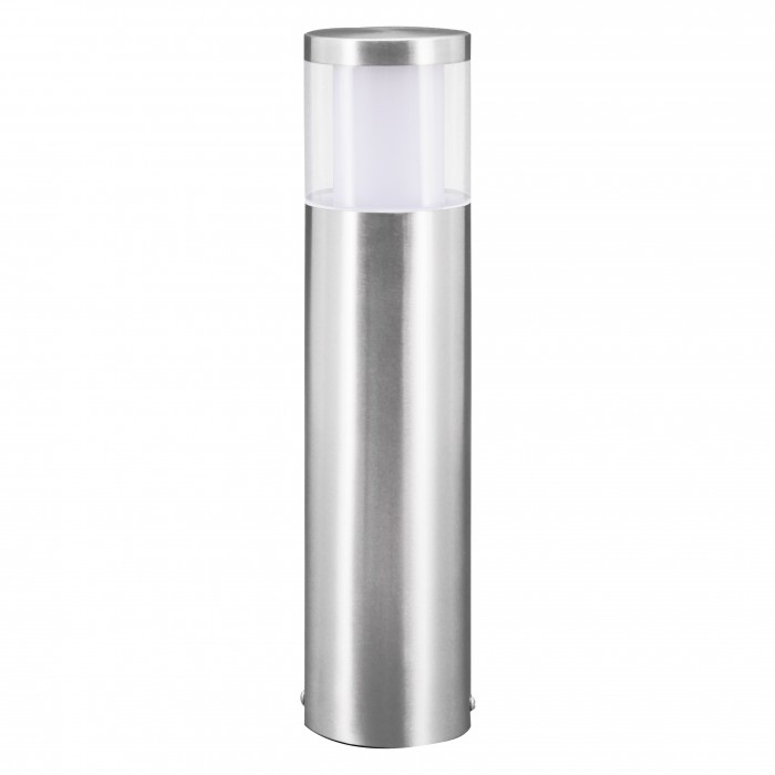 Lampadar cu LED Eglo Modern Basalgo 1 1x3.7W h=45cm inox imagine sensodays.ro