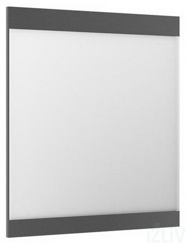 Imagine Oglinda Simpla Aquaform Decora Antracit 70