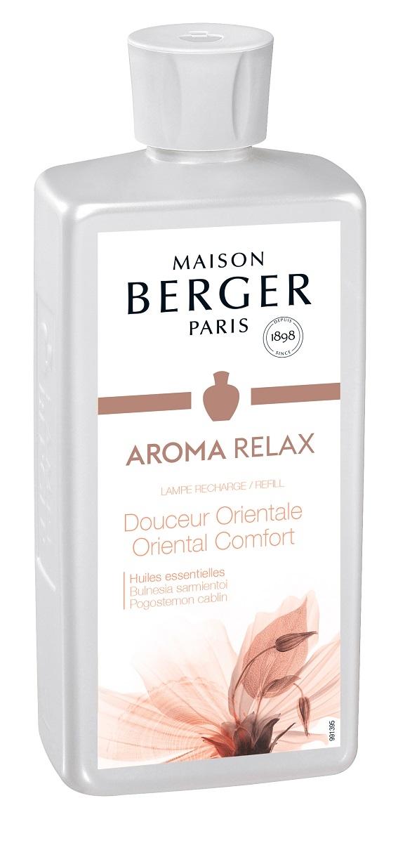 Parfum pentru lampa catalitica Berger Douceur Orientale 500ml imagine
