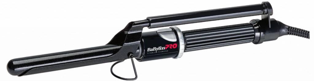 Ondulator BaByliss PRO BAB2241TDE Marcel Titanium Diamond 16mm poza