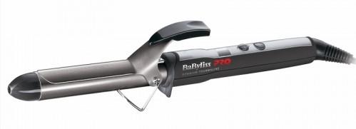 Ondulator BaByliss PRO 2274TTE cu afisaj digital 32mm Titaniu-Turmalina poza