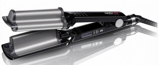 Ondulator BaByliss PRO 2469TTE Hi-Def Waver Titaniu-Turmalina 19mm poza