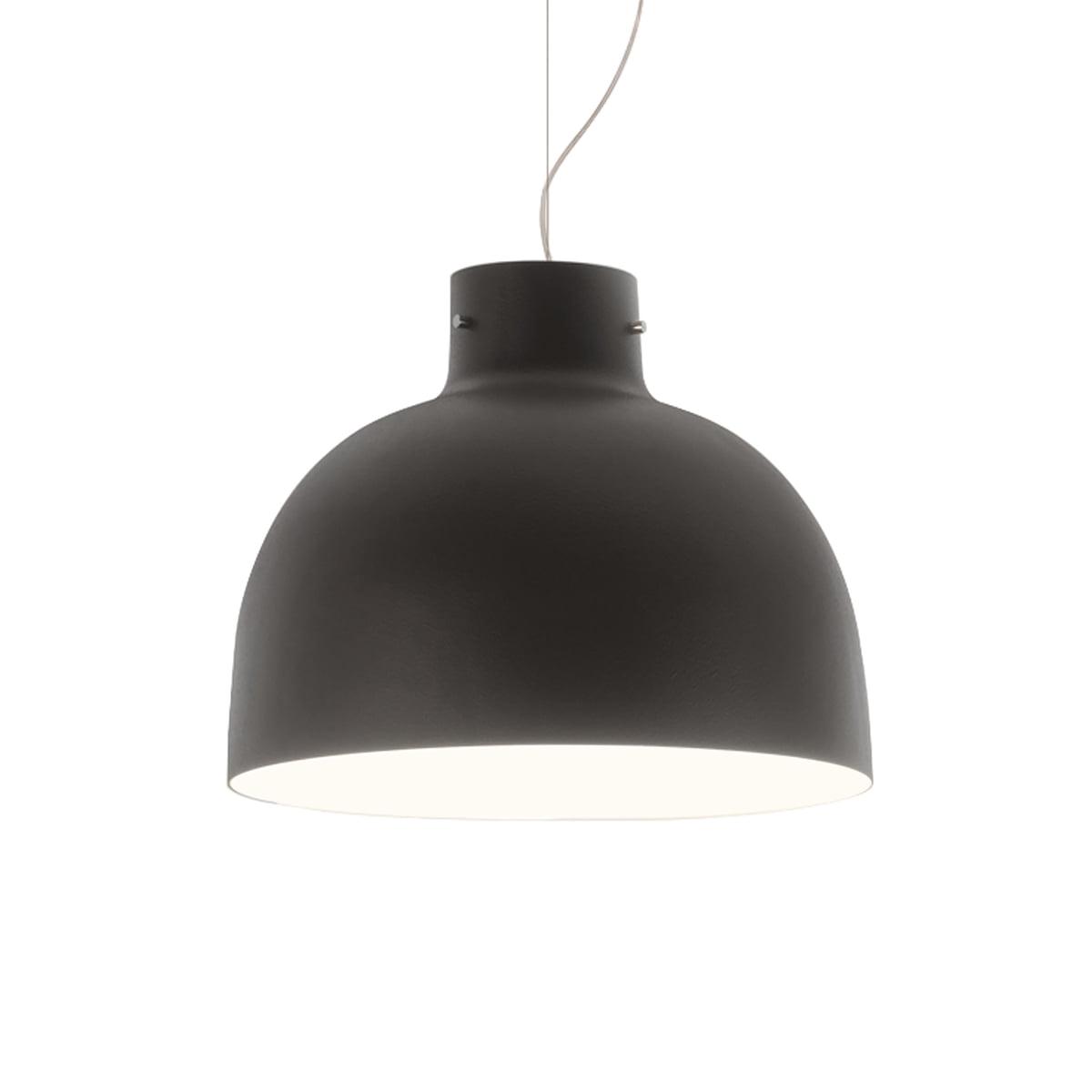 Suspensie Kartell Bellissima design Ferruccio Laviani LED 15W d50cm negru poza