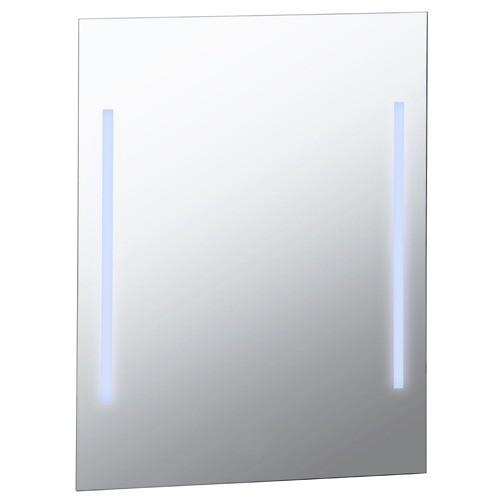 Oglinda Bemeta 60cm x 80cm cm cu sistem de iluminare lateral