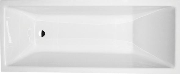 Cada baie rectangulara Roca Nolah 170x75cm acril