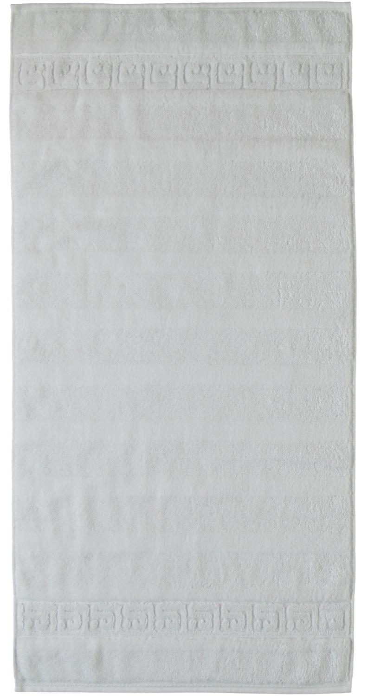 Prosop baie Cawo Noblesse Uni 80x160 cm alb