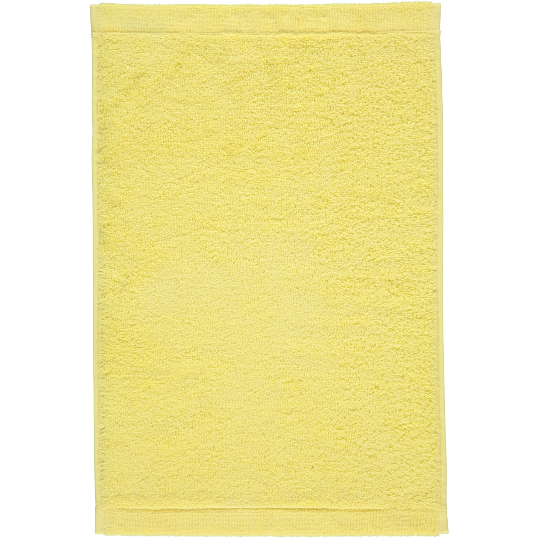 Prosop baie Cawo Lifestyle Uni 50x100cm 501 lemon imagine