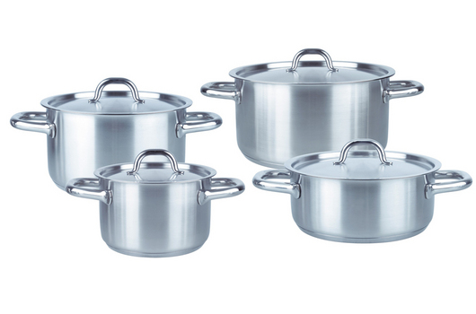 Set oale cu capac Fissler Family Line 4 piese inductie