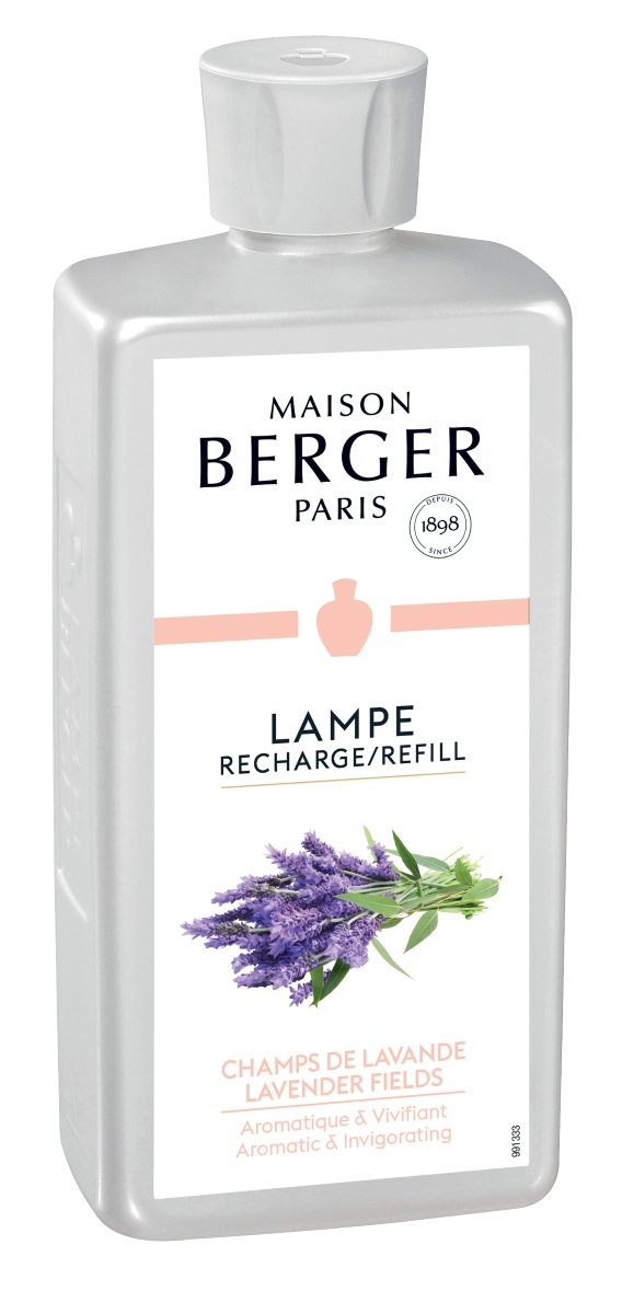 Parfum pentru lampa catalitica Berger Champs de Lavande 500ml imagine