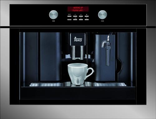 Espressor incorporabil automat TekacmL 45 Inox anti-pata