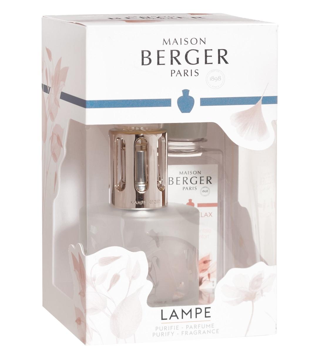 Set Berger lampa catalitica Aroma cu parfum Relax Douceur Orientale imagine