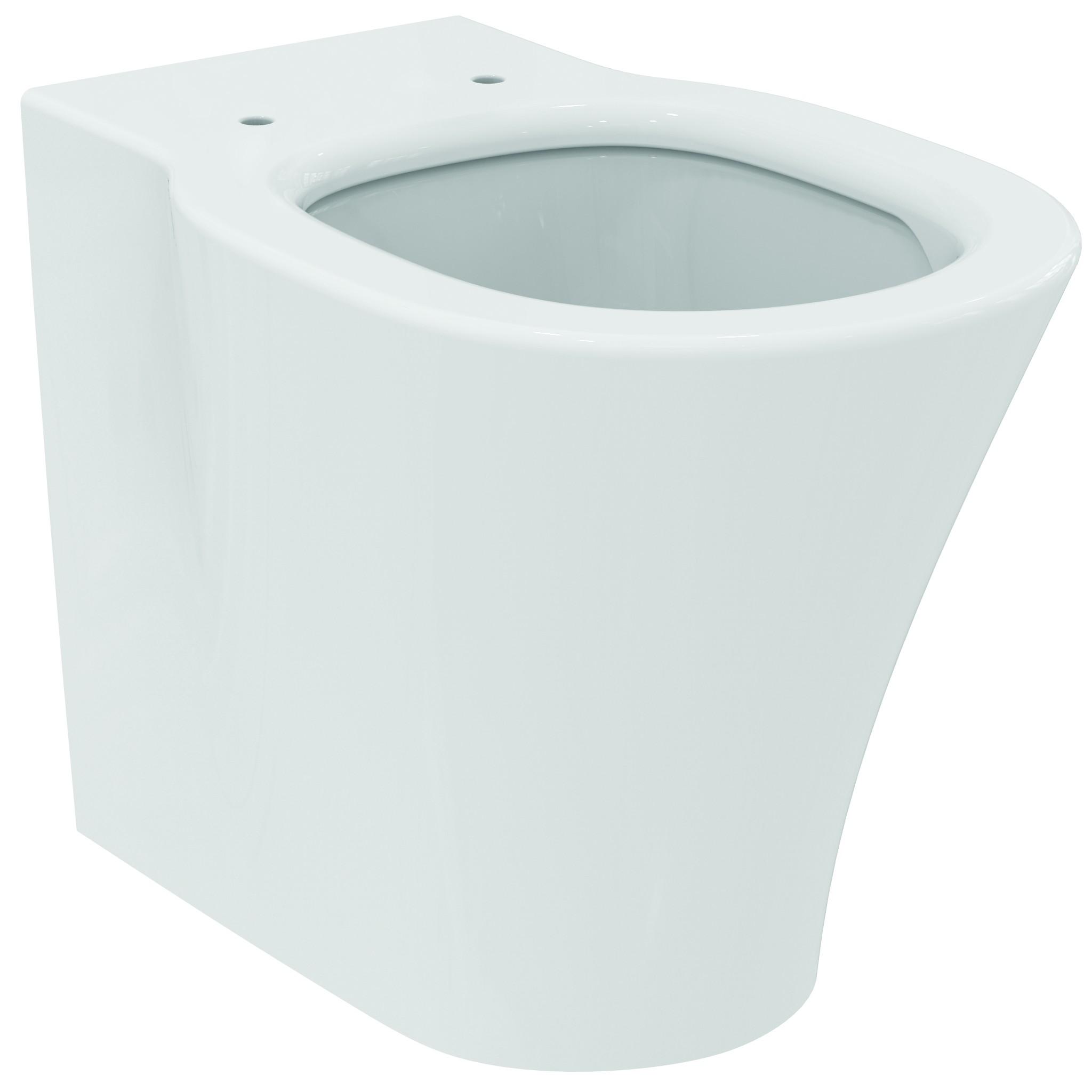 Vas WC Ideal Standard Connect Air AquaBlade back-to-wall pentru rezervor ingropat