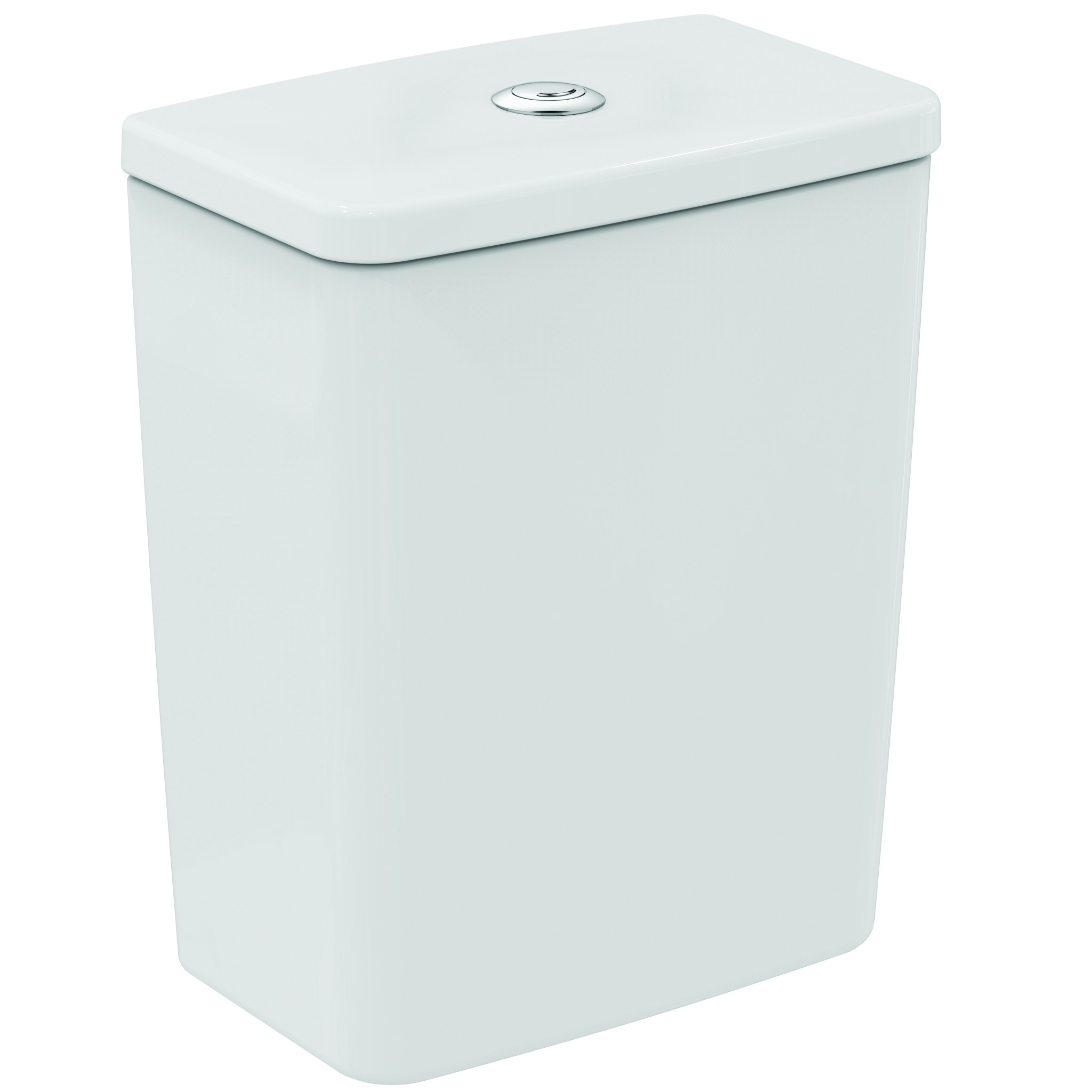 Rezervor ceramica Ideal Standard Connect Air Cube cu alimentare inferioara imagine sensodays.ro