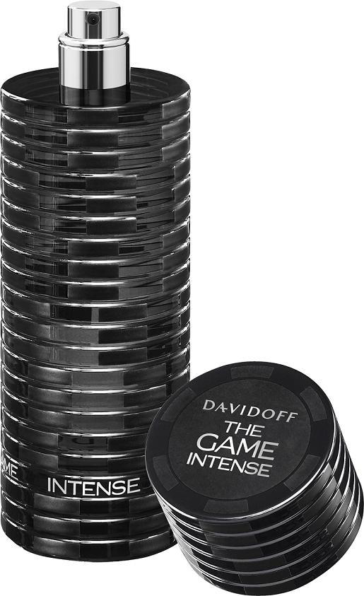 Davidoff The Game Intense Eau de Toilette pentru barbati 60ml