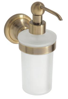 Dispenser sapun lichid Bemeta Retro Bronz