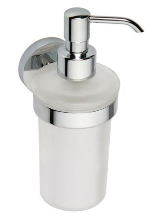 Dispenser sapun lichid Bemeta Omega 250 ml sticla poza