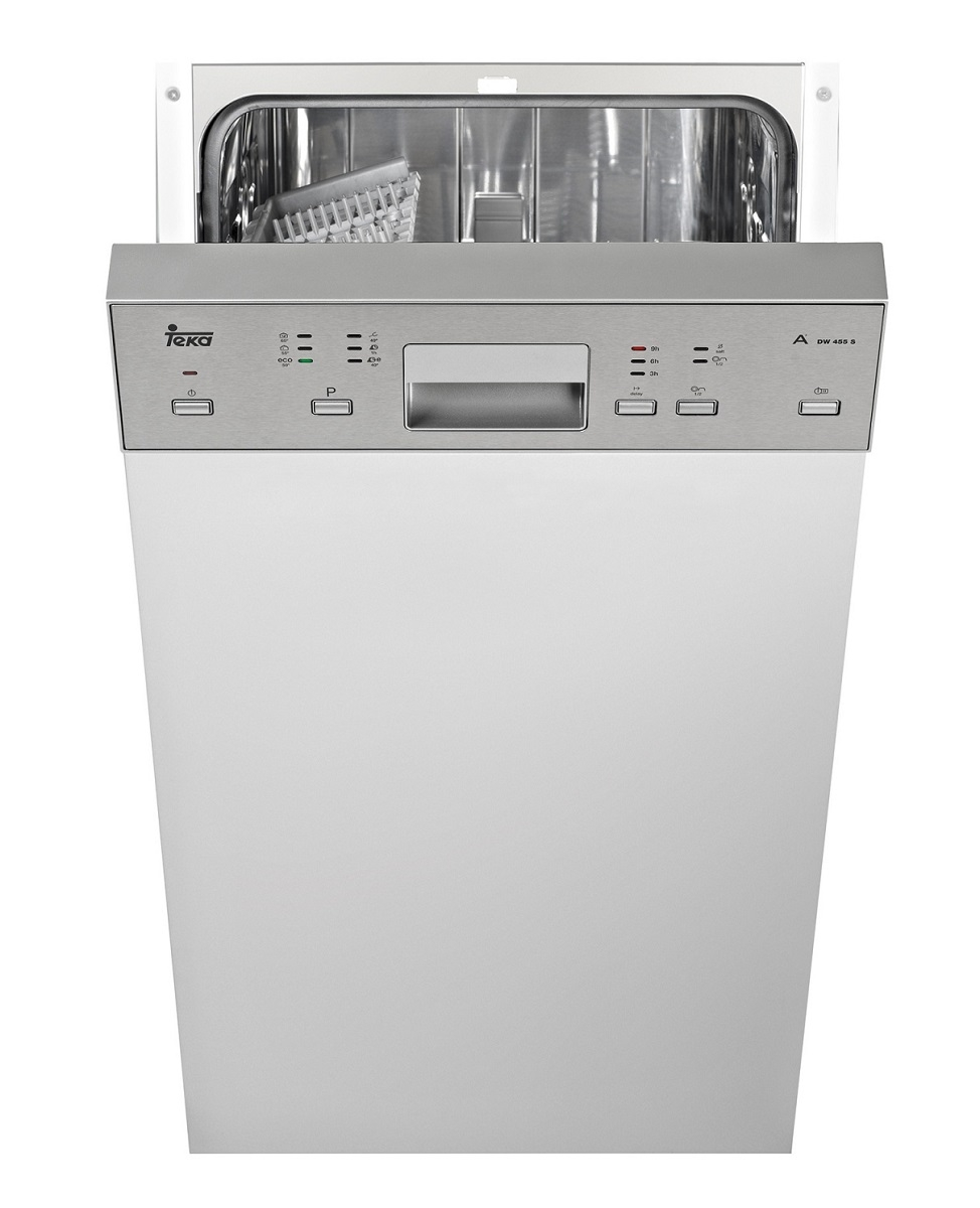 Masina de spalat vase Teka DW 455 S partial incorporabila 10 seturi 6 programe clasa A+