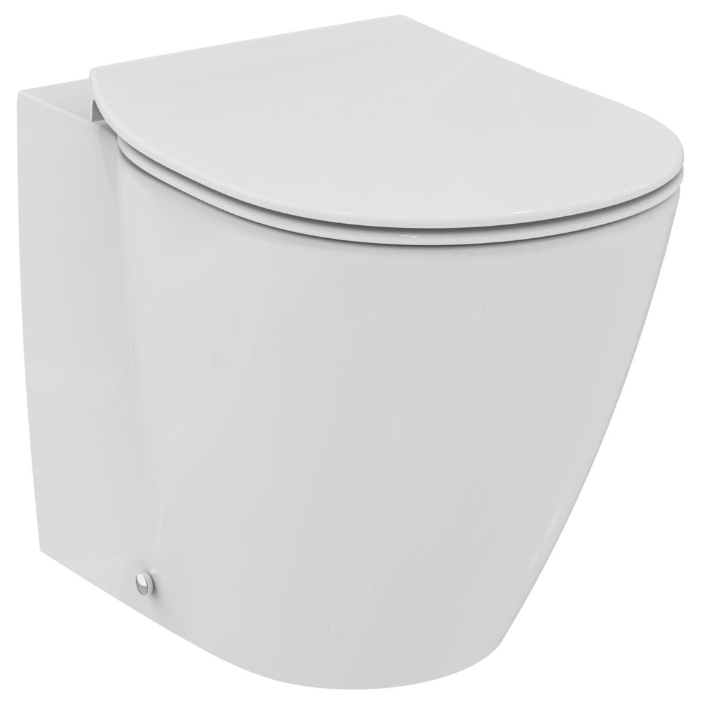 Vas WC Ideal Standard Connect back-to-wall pentru rezervor ingropat imagine sensodays.ro