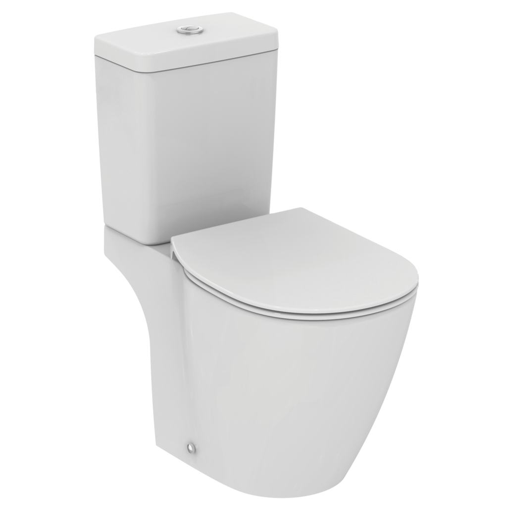 Imagine  Vas Wc Ideal Standard Connect Design Spate Arcuit