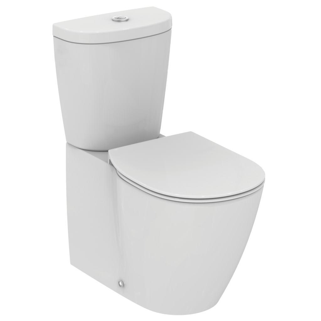 Vas WC Ideal Standard Connect back-to-wall pentru rezervor asezat imagine
