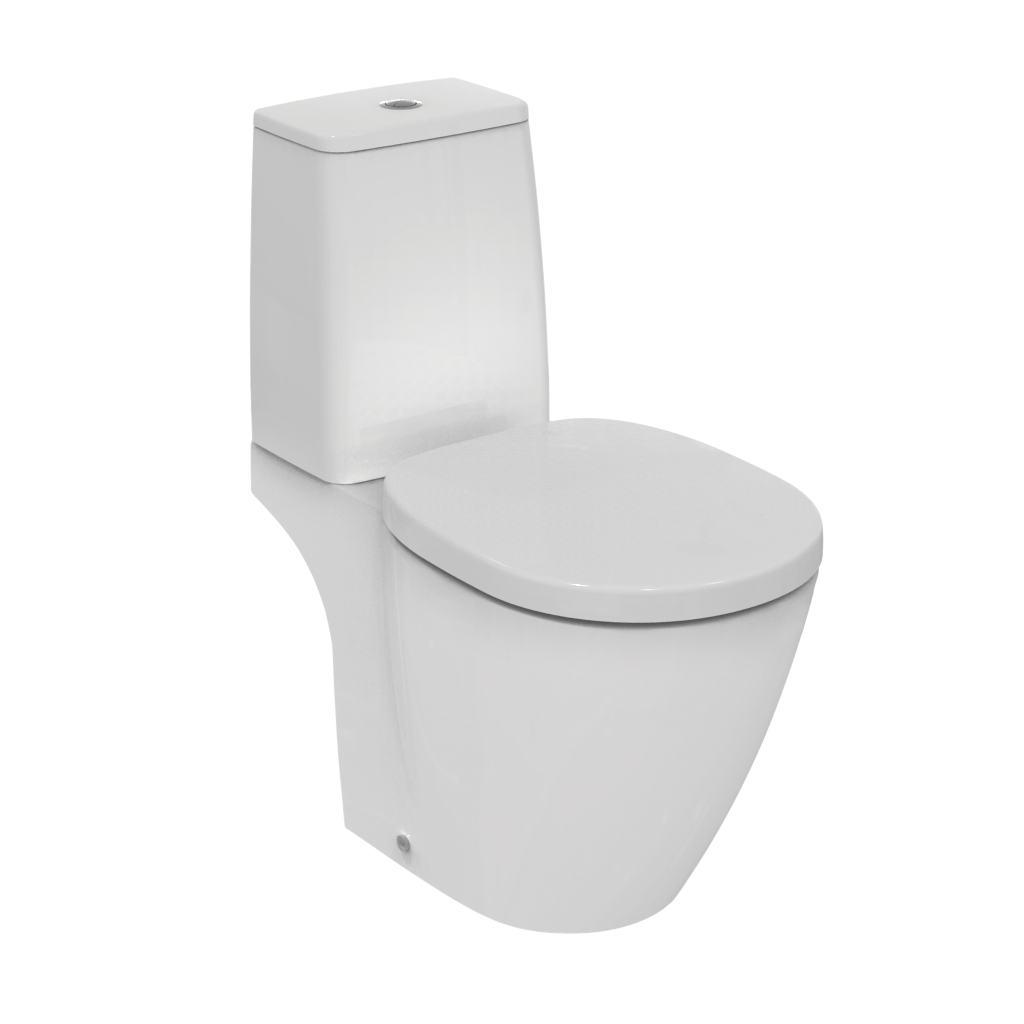 Vas WC Ideal Standard Connect evacuare verticala poza