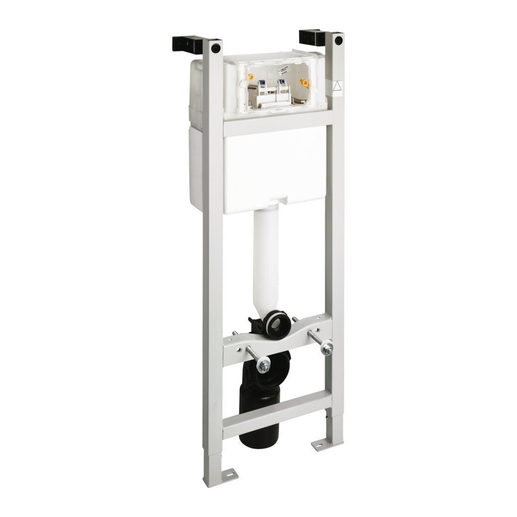 Rezervor incastrat Ideal Standard ProSys cu cadru si actionare frontala sau de sus h82cm imagine sensodays.ro