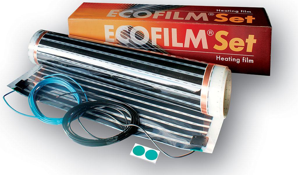 Kit Ecofilm Folie Incalzire Pentru Pardoseli Din L