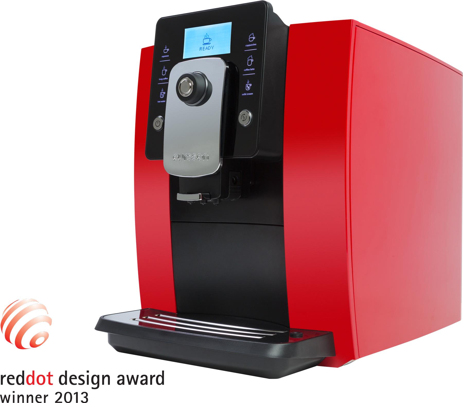 Espressor automat Oursson AM6244 19 bari rasnita reglabila ro