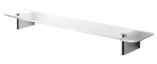 Etajera din sticla Ideal Standard Connect 400mm