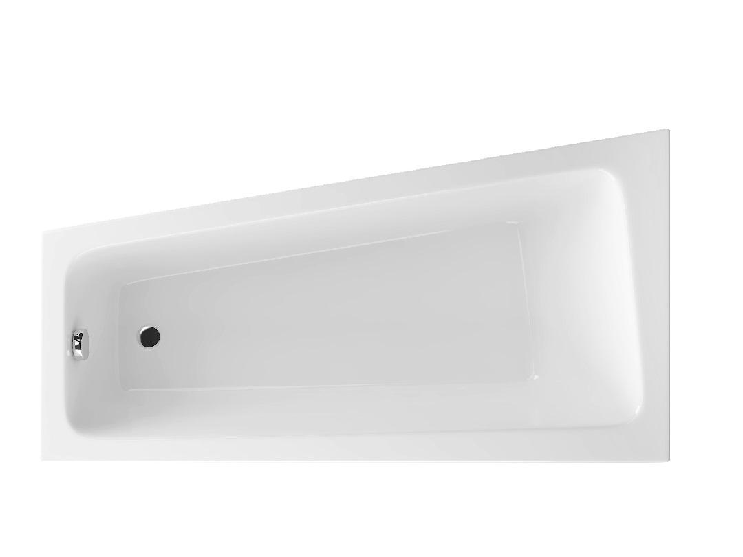 Cada baie asimetrica Radaway Evia 150x80cm acril orientare stanga