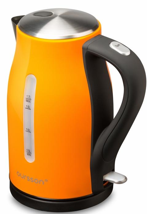 Fierbator Oursson EK1760M 1.7 litri 2400W portocaliu