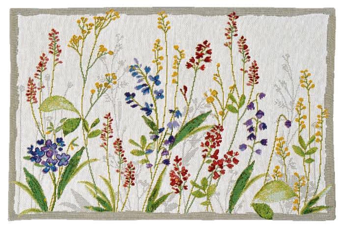Suport farfurii Sander Gobelins Flower Meadow 32x48cm 40 Original poza