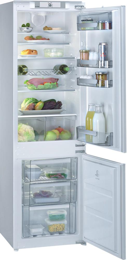 Combina frigorifica incorporabila Franke FCB 320/E ANFI A+ 278 litri No Frost clasa A+