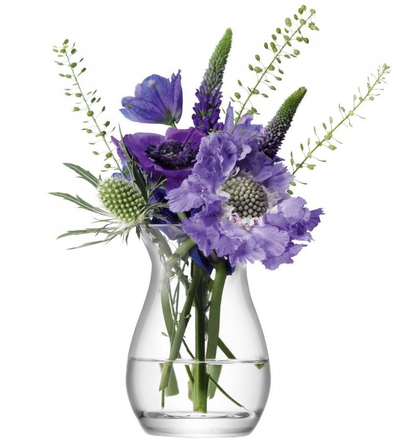 Vaza LSA International Flower Mini Posy h9.5cm poza