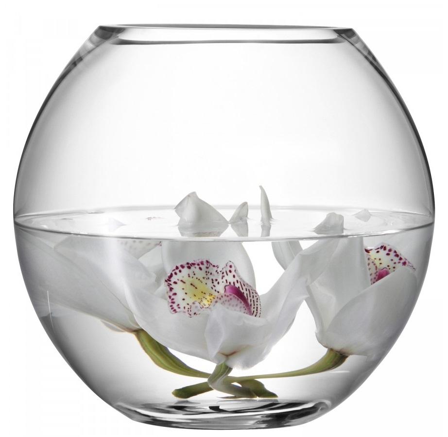 Vaza LSA International Flower Round Bouquet h22cm poza