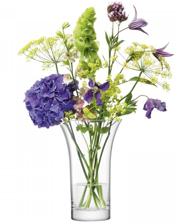 Vaza LSA International Flower Flared Bouquet h22cm poza
