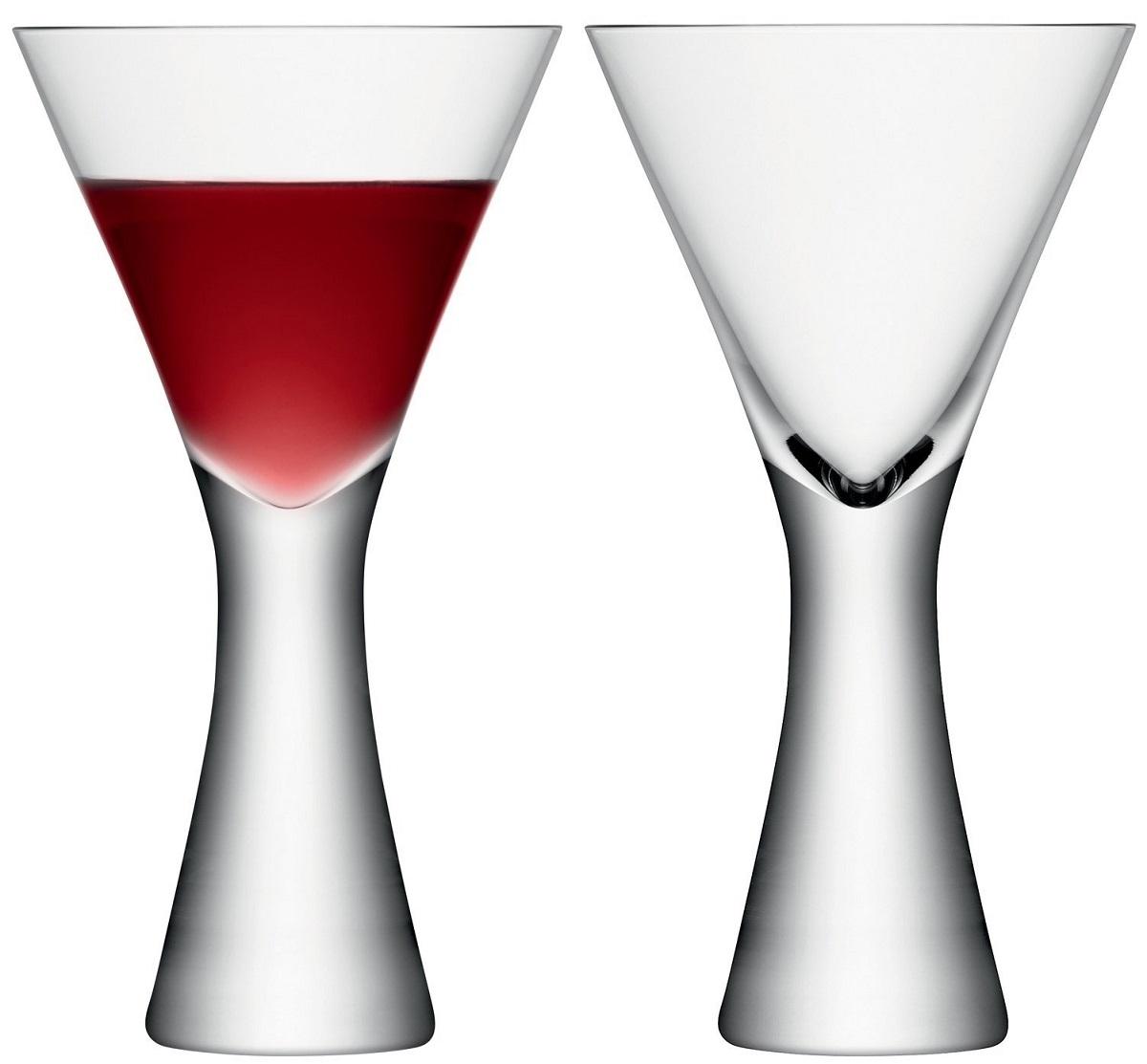 Set 2 pahare vin LSA International Moya 395ml poza