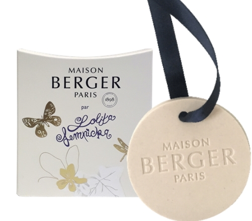 Disc ceramic parfumat Berger Lolita Lempicka poza