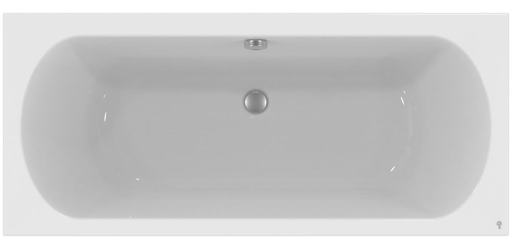 Cada baie rectangulara Ideal Standard Hotline Duo 170x75cm acril